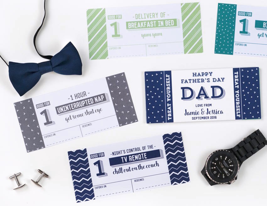Cool Personalised Gift Ideas for Father's Day
