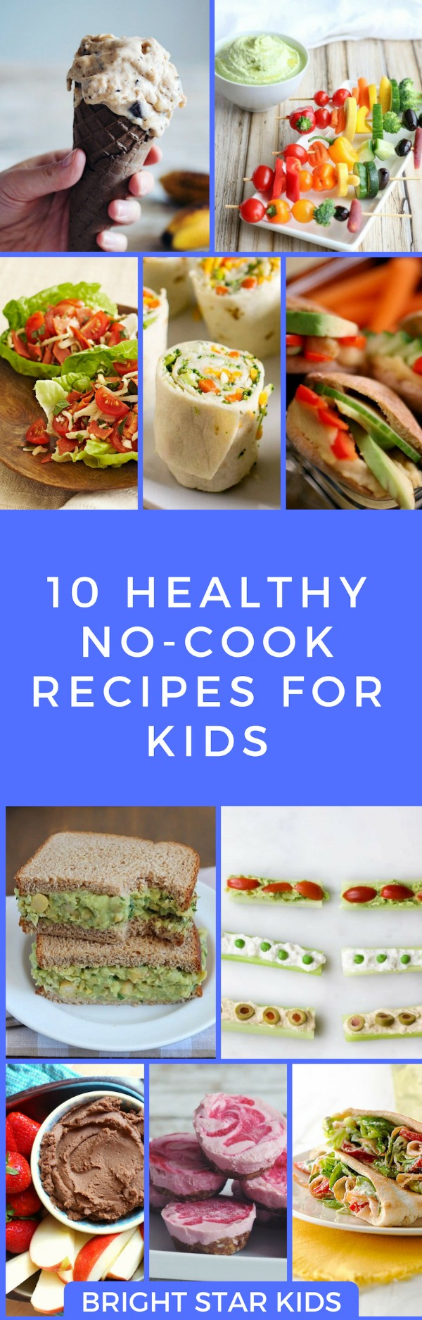 Healthy No-Cook Recipes