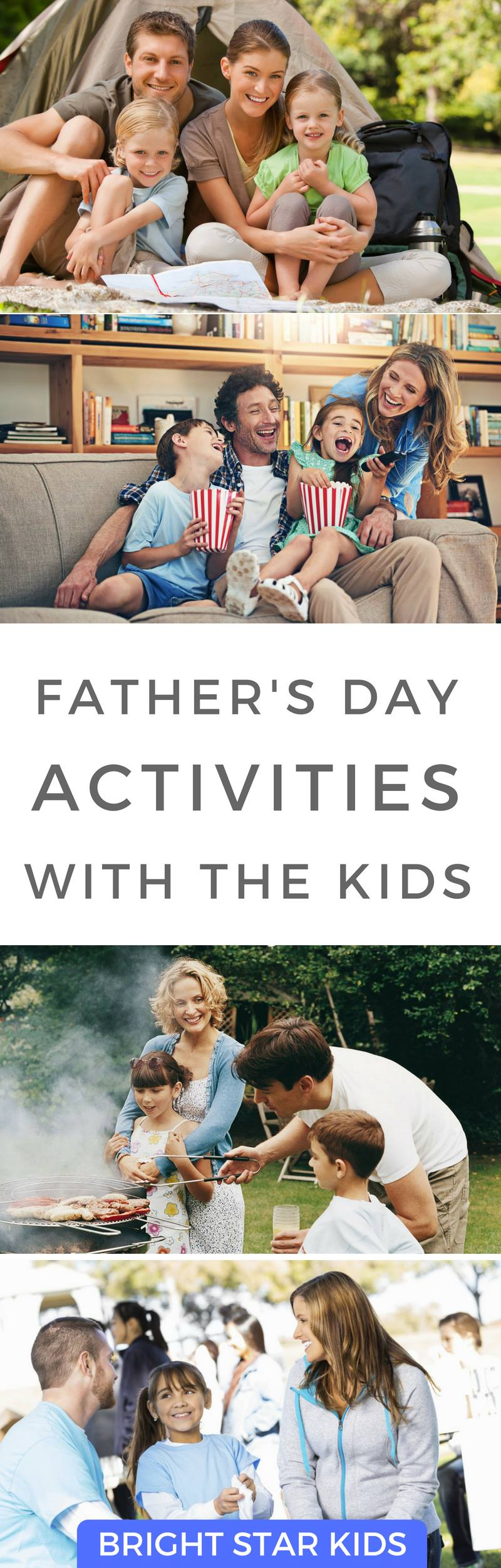 father's day activities