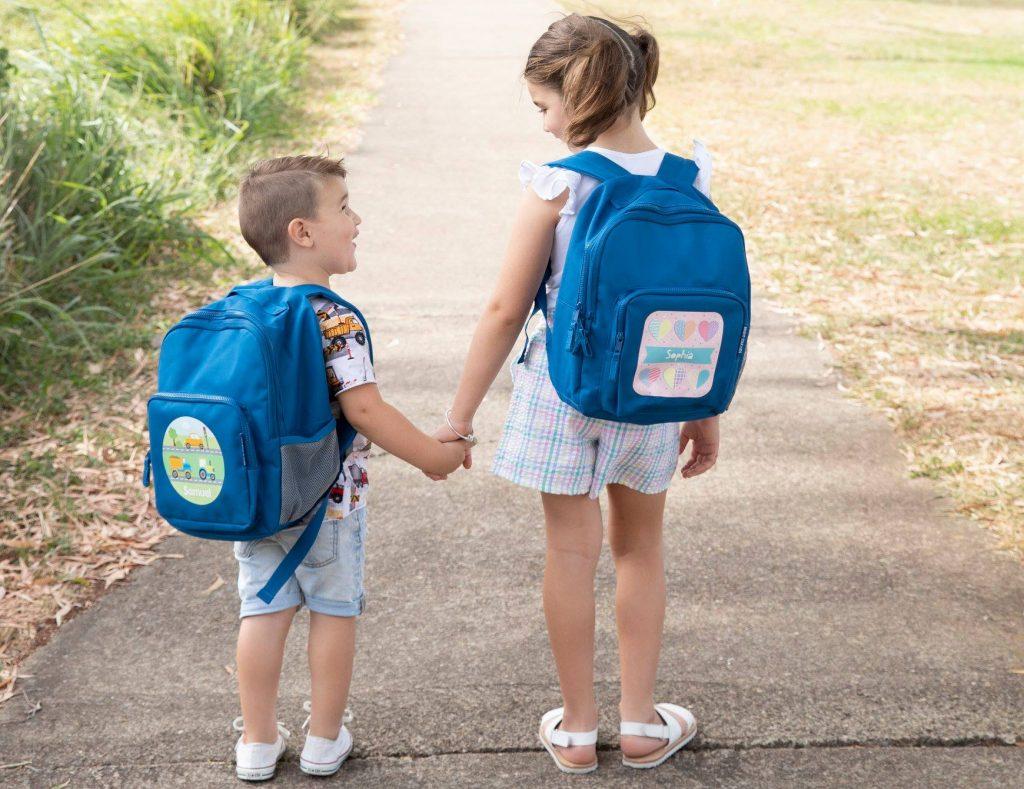School Bags.