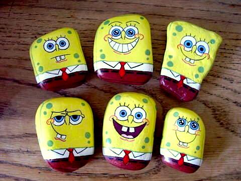 Spongebob Squarepants Craft Activities