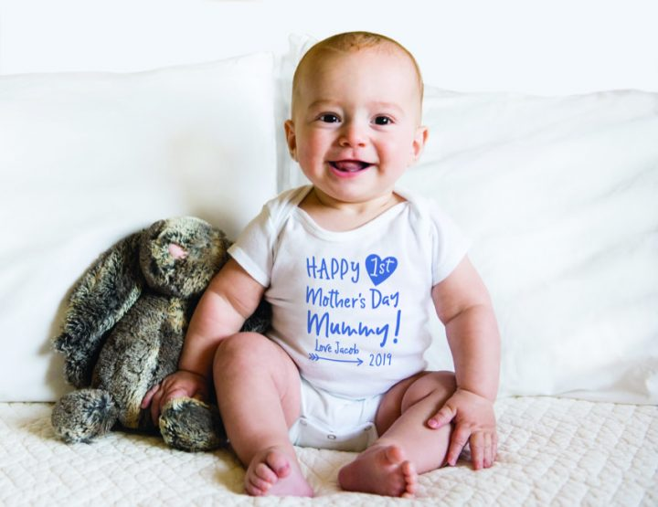 first mother's day clothing