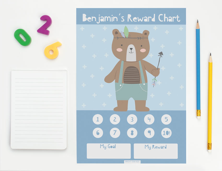 Kids Reward Charts.