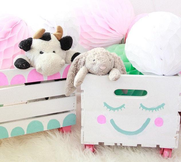 Toy Organiser: Kids Toy Storage Ideas