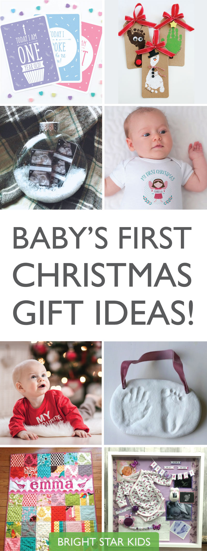 We Hope You Enjoyed Reading Our List Of Babyu0027s First Christmas Gift Ideas!  We Love Receiving Photos, So If You Try Any Of These Ideas Please Feel Free  To ...