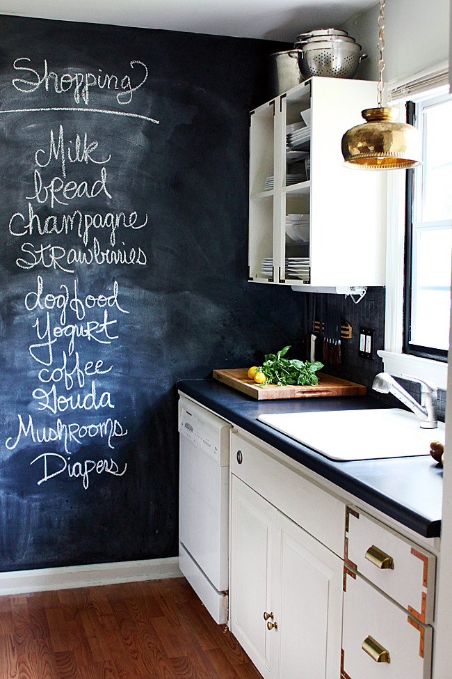 15 Chalkboard Ideas for Around Your Home - Bright Star Kids