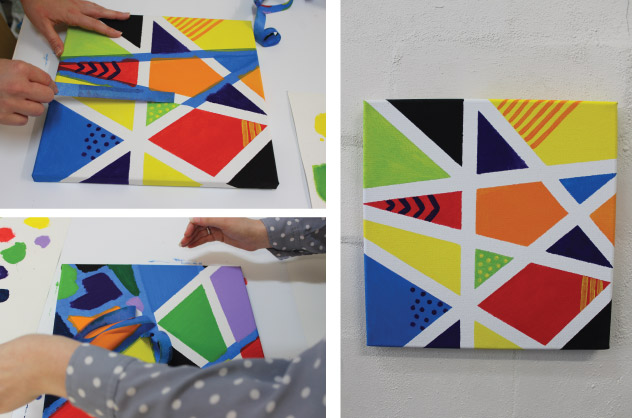 Fun Canvas Art for Kids
