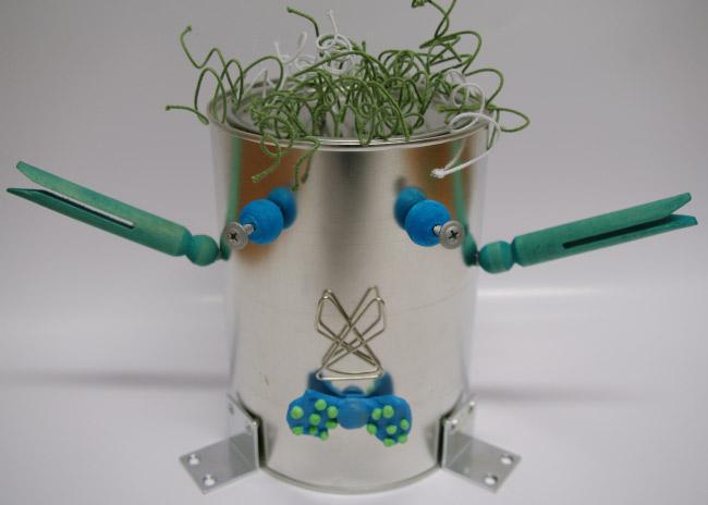 Make Cute Robots