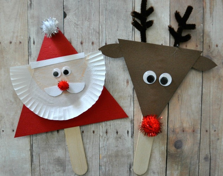 20 Easy Christmas Craft For Kids Bright Star Kids