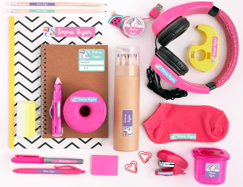 Essentials for back to school