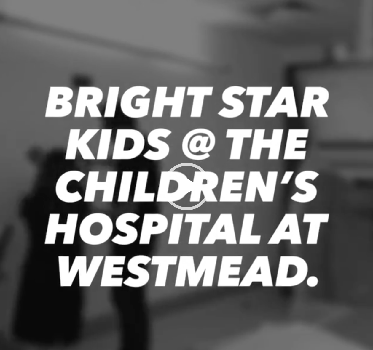 The Children's Hospital at Westmead Makeover