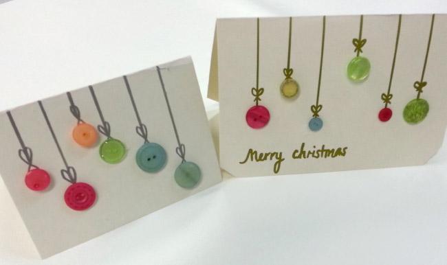 Christmas Card Craft Bright Star Kids