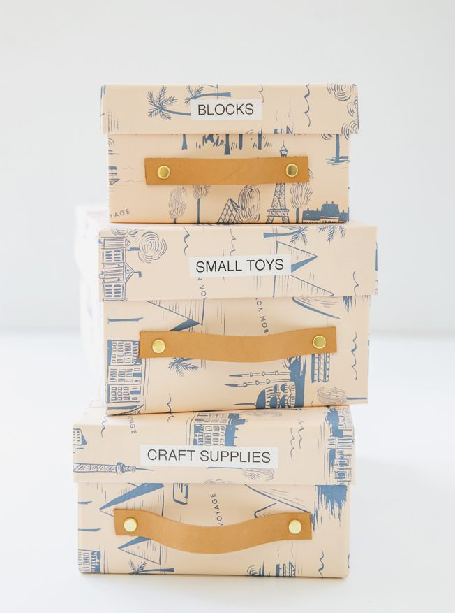 shoebox craft