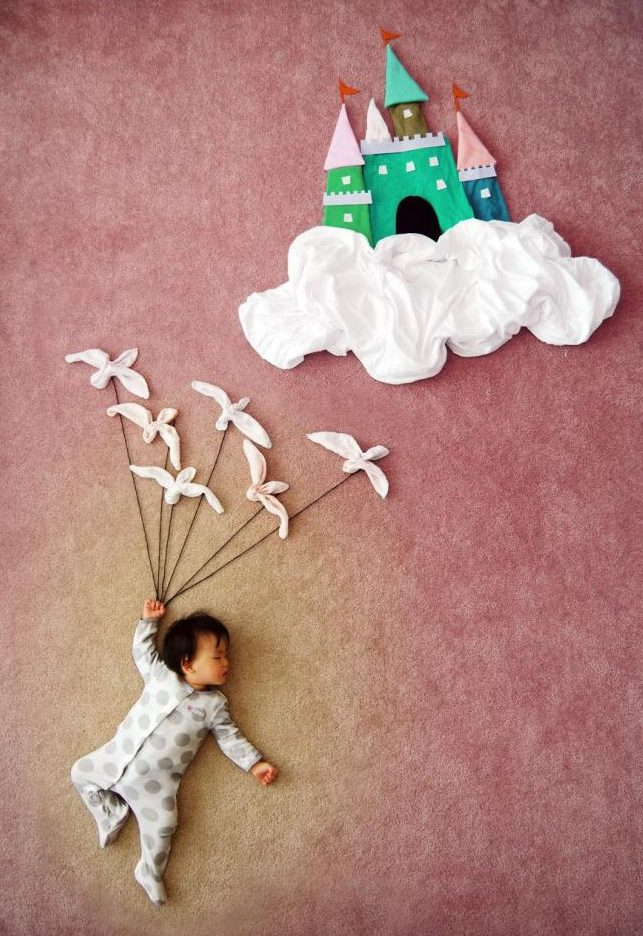 fun & quirky baby & kids photos