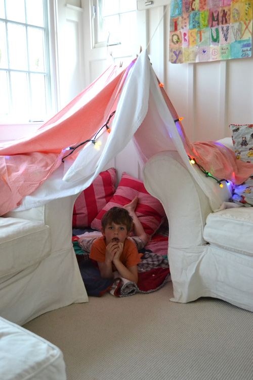 Kids Camping Tent: 10 Cute DIY Tents for Indoor Camping