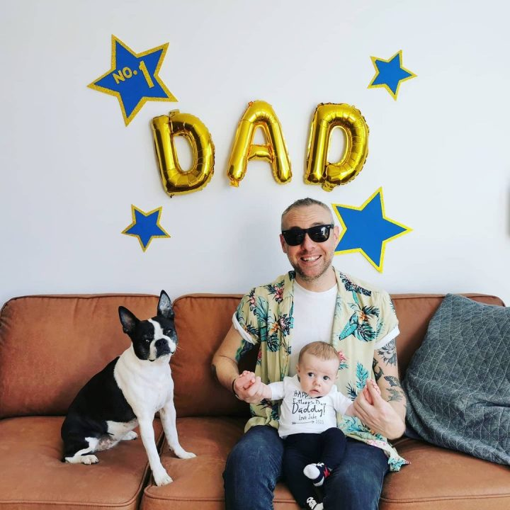 First Fathers Day Gifts