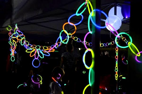 glow in the dark activities