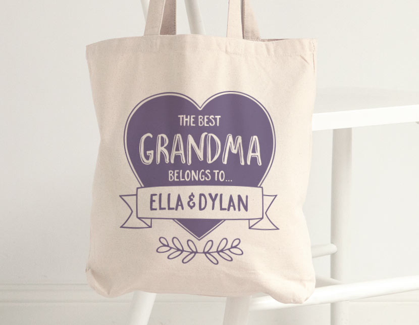 Personalised Gift Ideas for Grandparents
