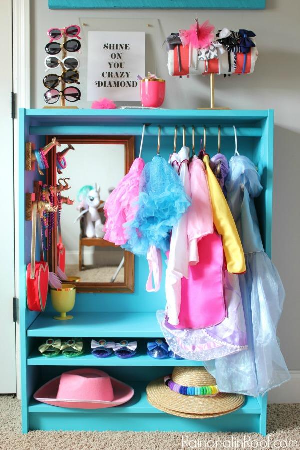 Kids Dress Up Storage