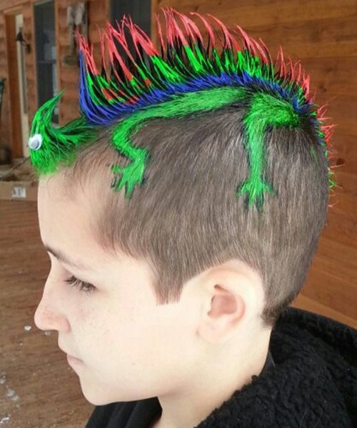 18 Crazy Hair Day Ideas For Girls Boys Bright Star Kids