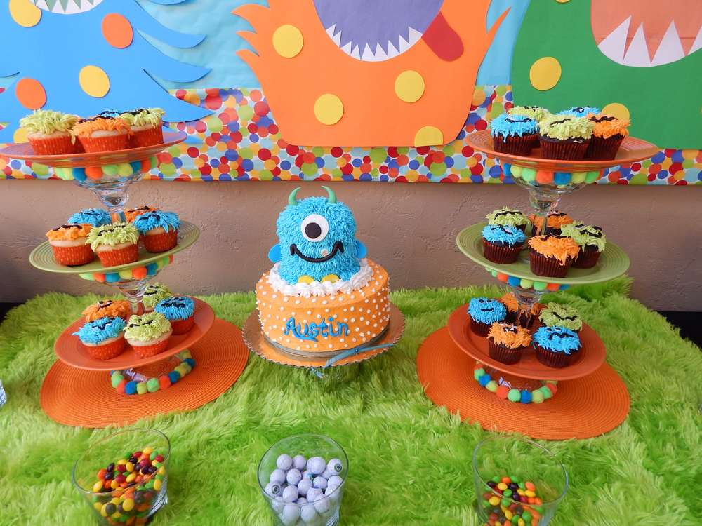 Will Your Little Monster Love A Themed Party