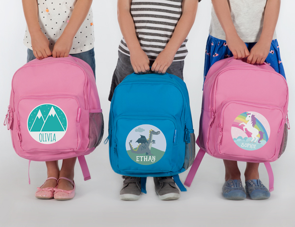 These quality made backpacks will endure the rough and tumble of any kid s  life. Everything your child needs for preschool, kindy   school will nicely  fit ... ba85971c62