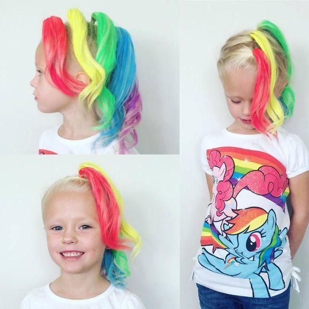 18 Crazy Hair Day Ideas For Girls Boys