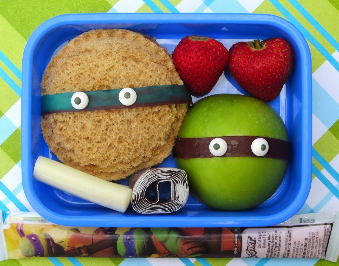 food and lunch box ideas