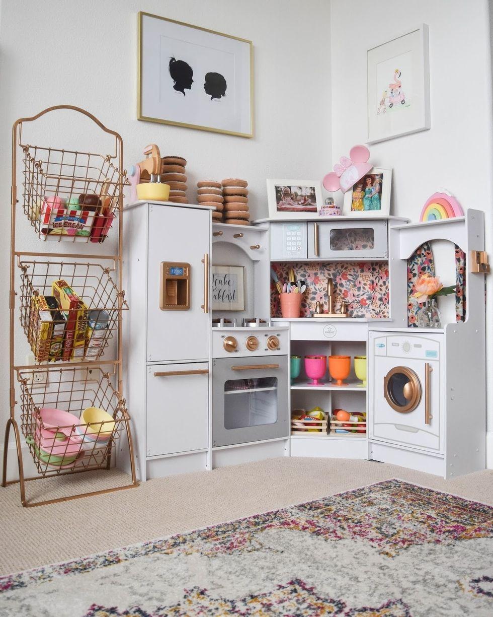 Stylish Play Kitchens