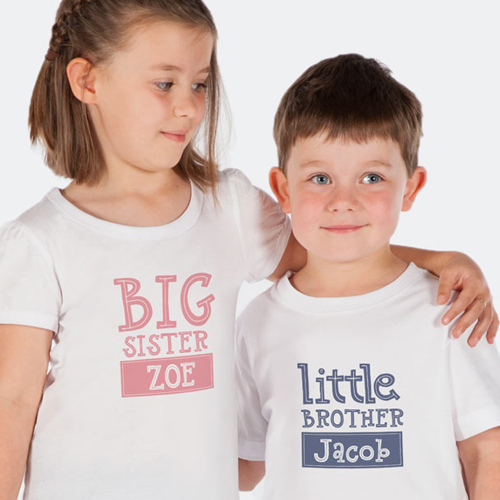 a7f6922e Personalised T Shirts   Personalised Baby Gifts   Cute Kids Clothes