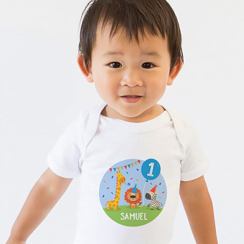 Personalised t shirts personalised baby gifts cute kids clothes birthday t shirts negle Image collections