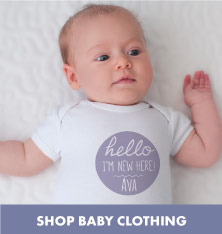 Shop Baby Clothing.