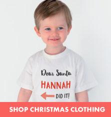 Shop Christmas Clothing.