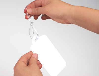 Bag Tags Instructions
