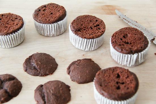 Berry Sweet Cupcake Treats