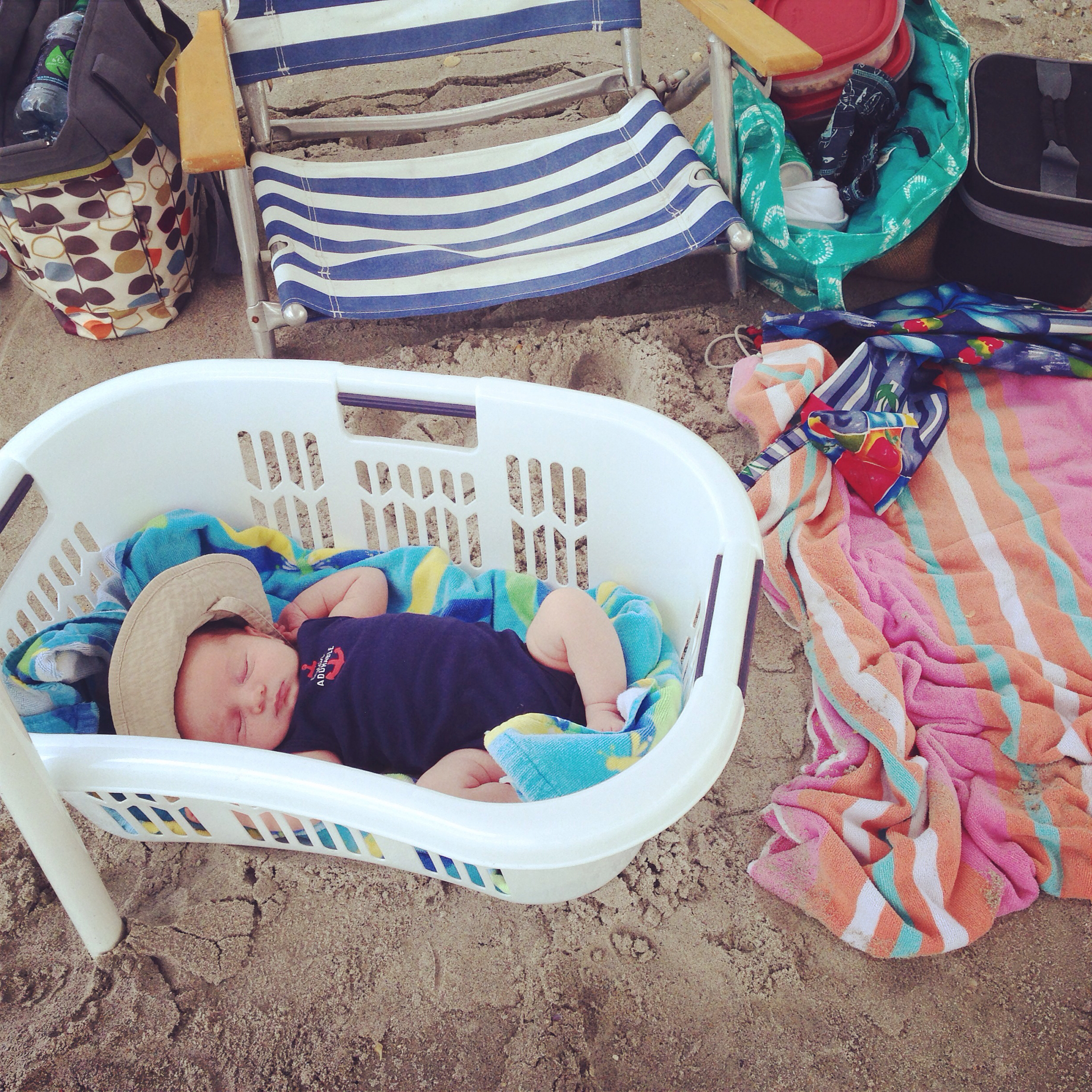 10 Clever Baby Hacks