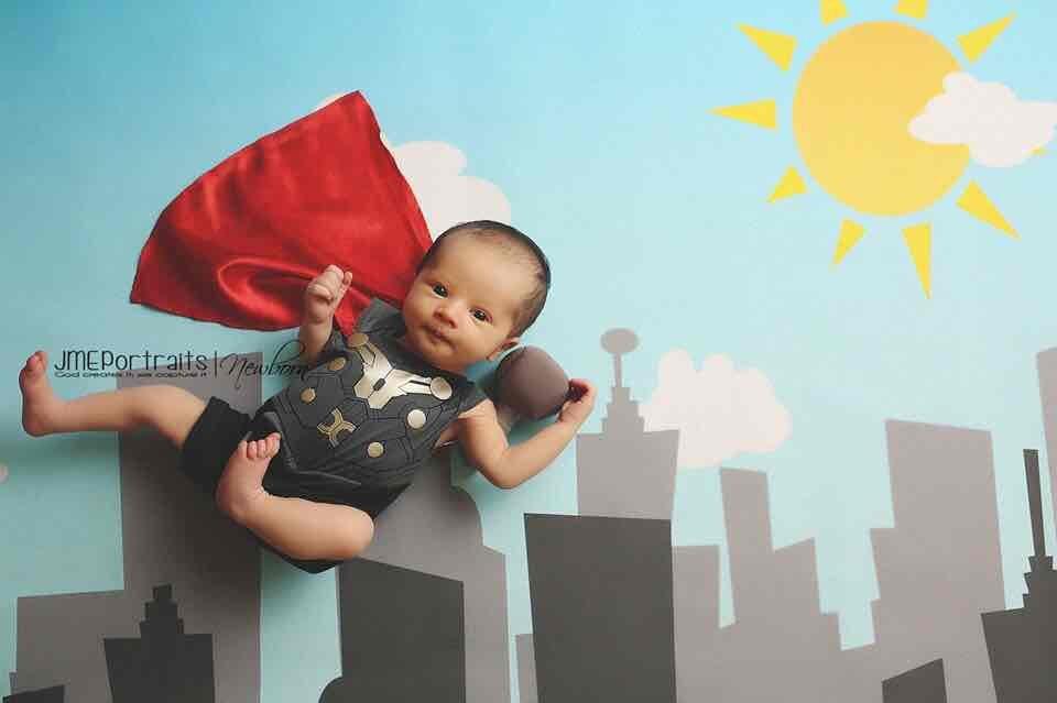 fun & quirky baby & kids photos