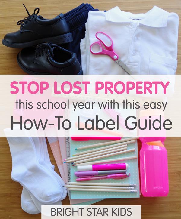 stop lost belongings