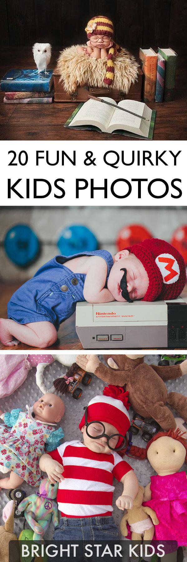fun baby photos