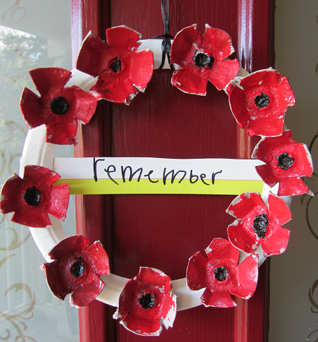 8 anzac day craft and food ideas bright star kids - Remembrance day craft ideas ...